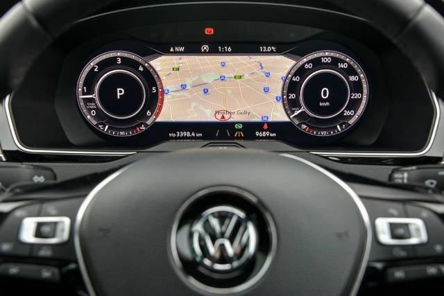 2018 Volkswagen Passat Alltrack Wolfsburg Edition B8 MY18 Four Wheel Drive PURE WHITE