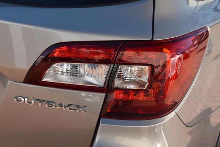2018 Subaru Outback 3.6R 5GEN MY18 Four Wheel Drive Brown
