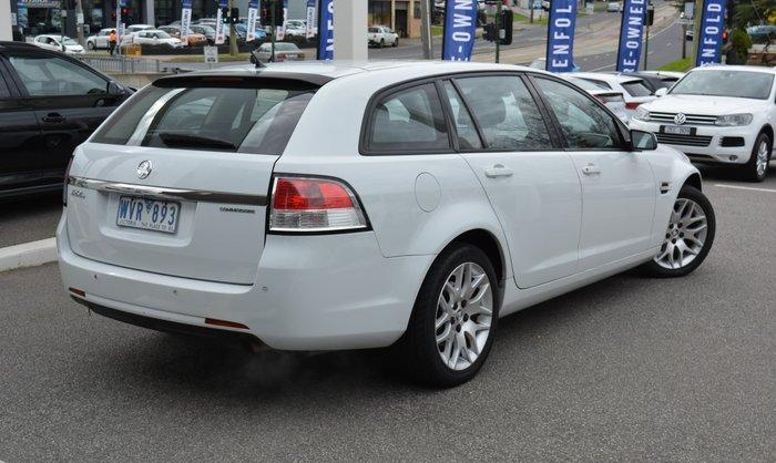 2008 Holden Commodore 60th Anniversary VE MY09 White