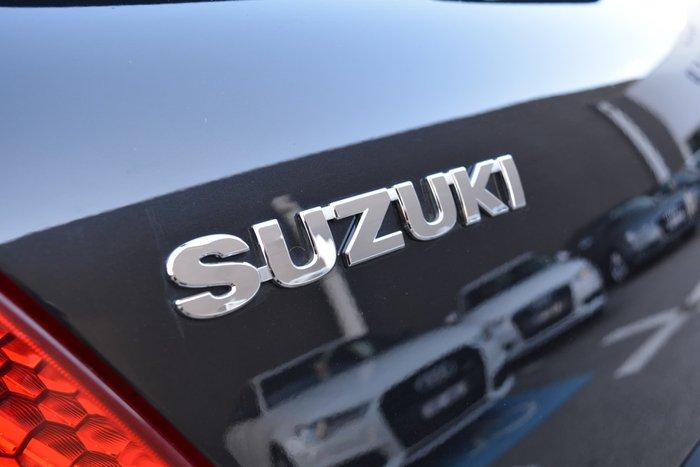 2007 Suzuki Swift RS415 Black