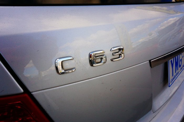 2011 Mercedes-Benz C63