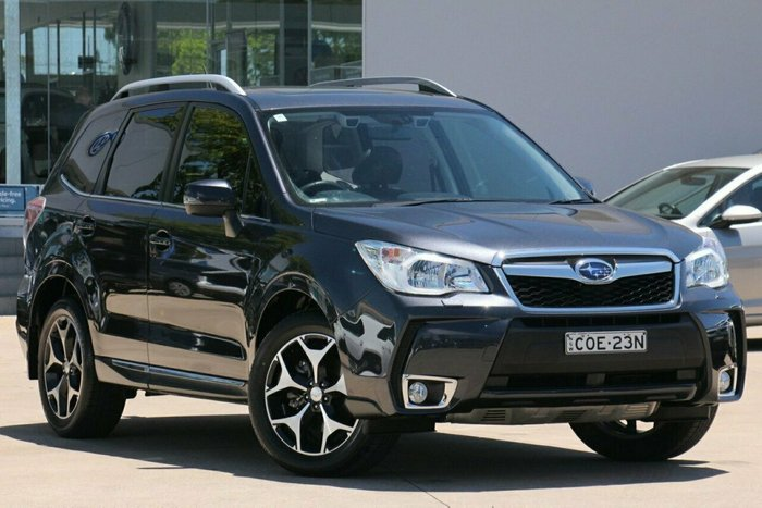 2013 Subaru Forester XT Premium S4 MY13 Four Wheel Drive GREY