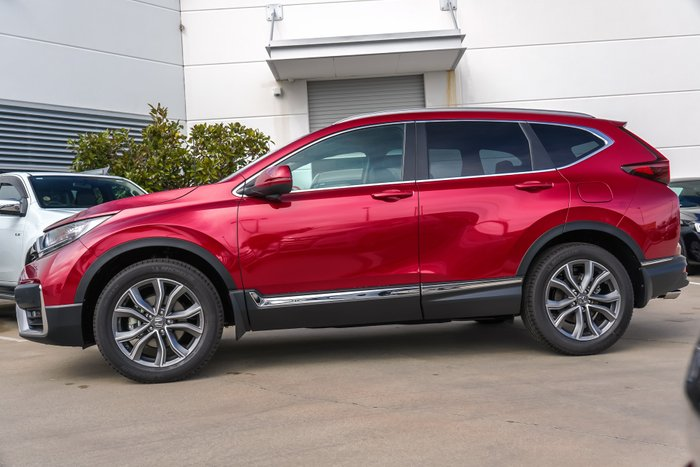 2020 Honda Crv CR-V. 5 Doors Auto VTLX4 21 IGNITE RED