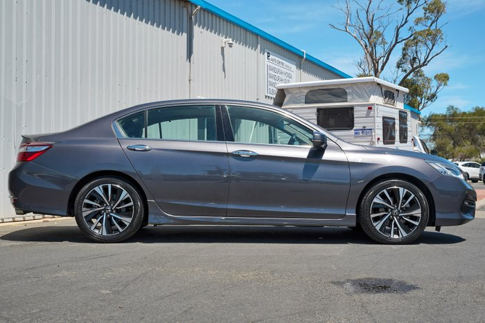 2018 Honda Accord V6L 9th Gen MY18 MODERN STEEL