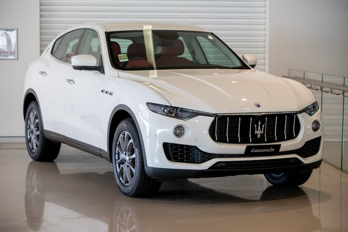 2019 Maserati Levante M161 MY19 4X4 On Demand Bianco (Solid)