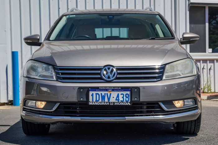 2011 Volkswagen Passat 118TSI Type 3C MY11 BROWN