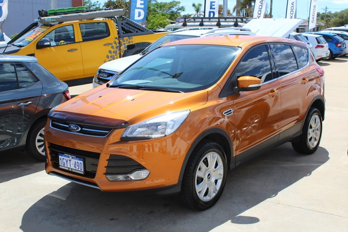 2014 Ford Kuga Ambiente TF 4X4 On Demand GOLD