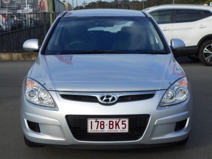 2009 Hyundai i30 SX FD MY09 SILVER
