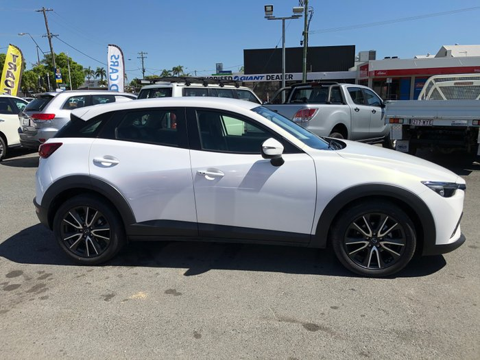 2015 MAZDA CX-3 sTouring DK2W76 sTouring WAG 5dr SKYM 6sp 2.0i (FWD)