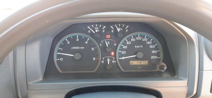 2014 Toyota Landcruiser GX VDJ79R 4X4 Dual Range