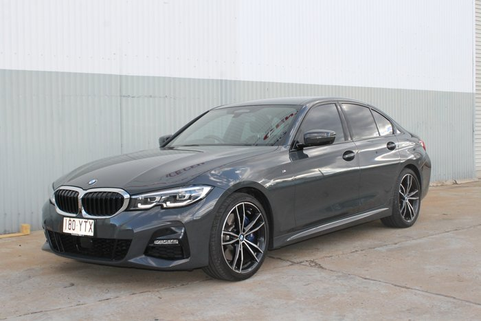 2018 BMW 3 Series 330i M Sport G20 Dravit Grey metallic