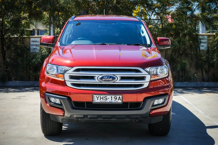 2017 Ford Everest Ambiente UA SUNSET