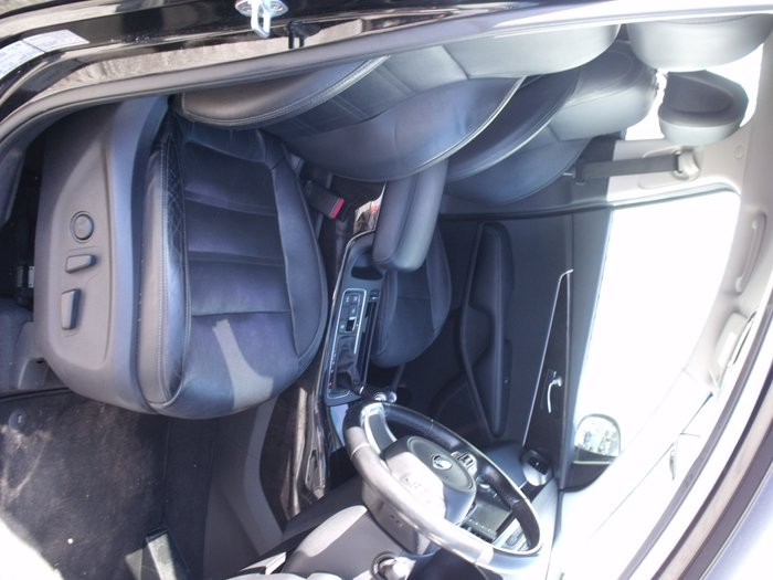 2017 Kia Sorento SLi (4x4) UM MY17 Aurora Black