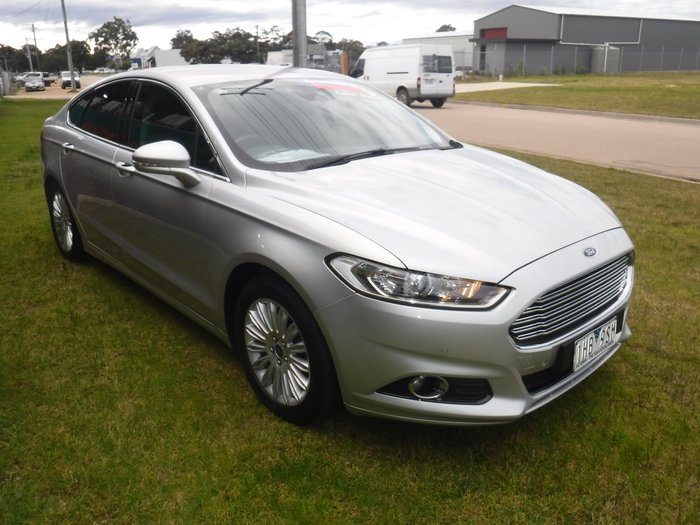 2016 Ford Mondeo Trend MD SILVER