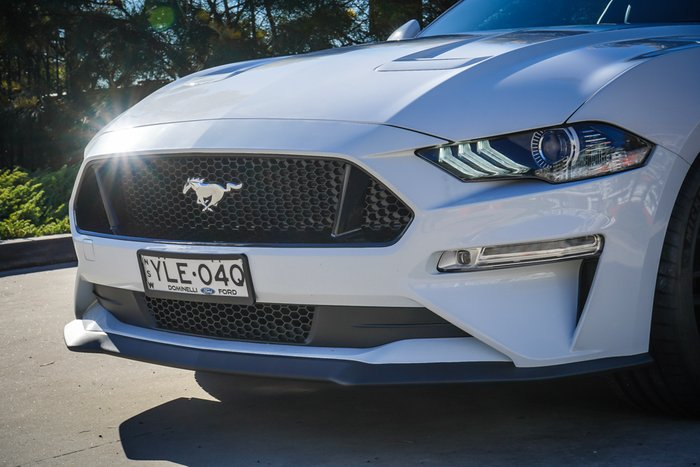 2021 FORD MUSTANG MUSTANG 2021.50 FASTBACK . GT 5.0LV8 6M OXFORD WHITE