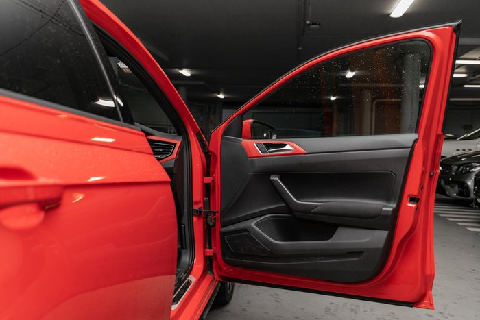 2019 Volkswagen Polo GTI AW MY20 RED