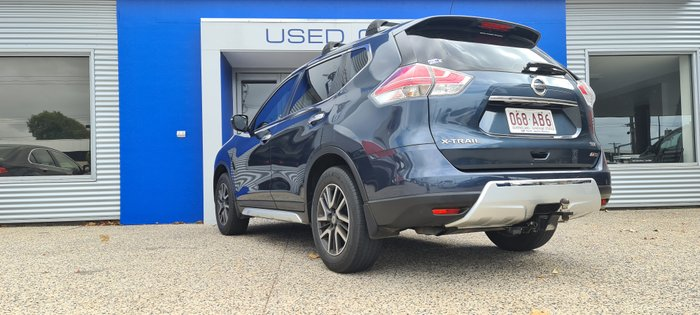 2016 Nissan X-TRAIL ST T32 BLUE