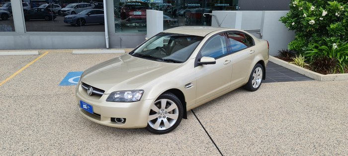 2009 Holden Commodore Omega VE MY09.5 GOLD