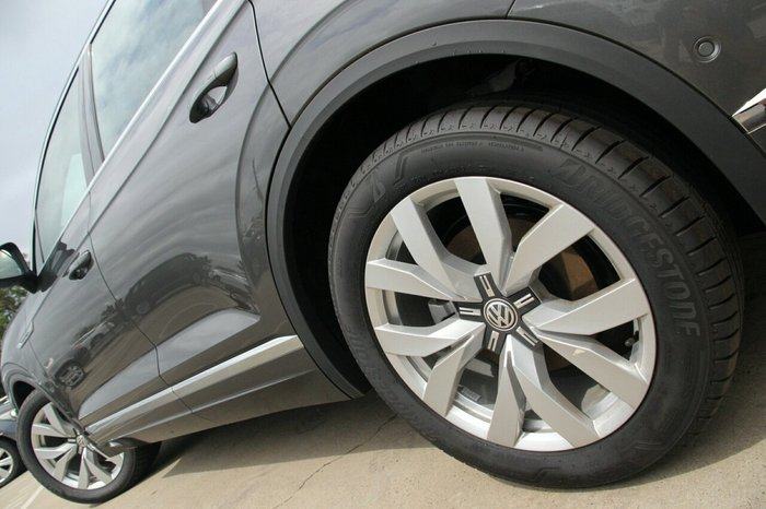 2019 Volkswagen Touareg 190TDI Premium CR MY20 Four Wheel Drive Silicon Grey Metallic