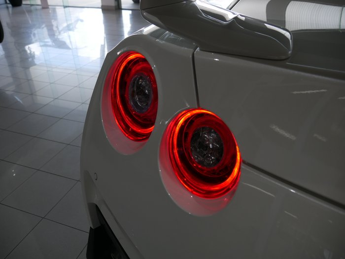 2019 Nissan GT-R Premium R35 MY17 Four Wheel Drive Ivory Pearl