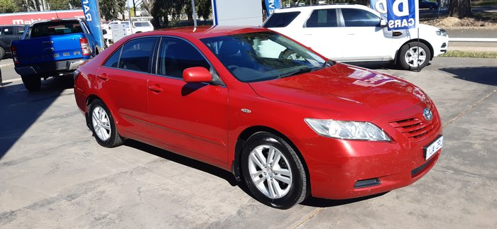 2009 Toyota Camry Altise ACV40R RED