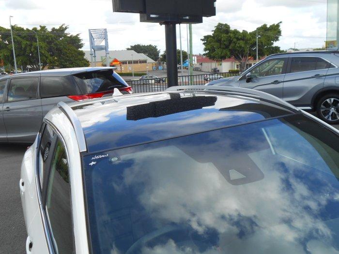 2019 Nissan QASHQAI Ti J11 Series 3 MY20 WHITE