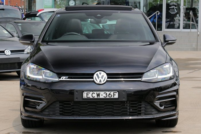 2019 Volkswagen Golf 110TSI Highline 7.5 MY19.5 WHITE