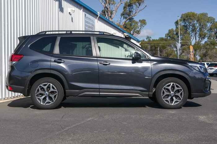 2019 Subaru Forester 2.5i-L S5 MY19 Four Wheel Drive Dark Grey Metallic
