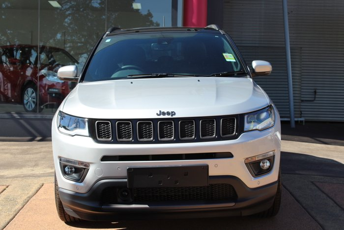 2020 Jeep Compass S-Limited M6 MY20 4X4 On Demand Minimal Grey