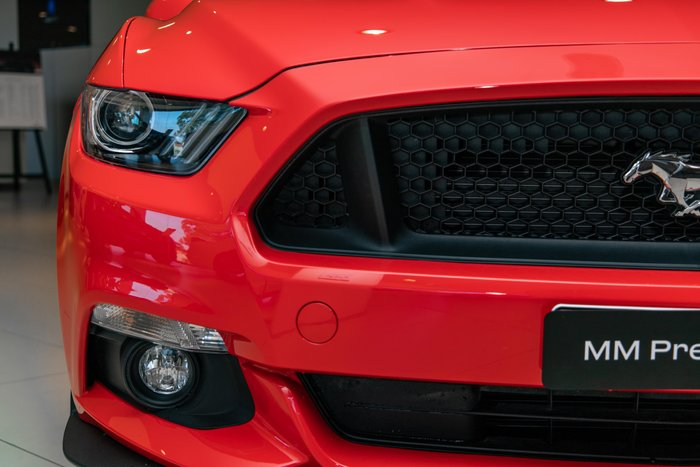 2016 Ford Mustang GT FM 2017MY RED