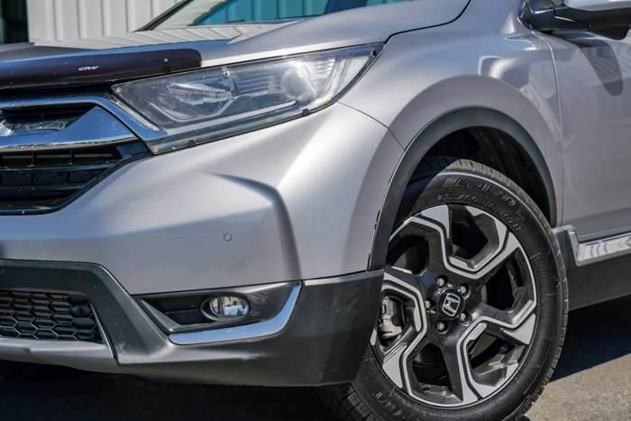 2017 Honda CR-V VTi-L RW MY18 SILVER OR CHROME