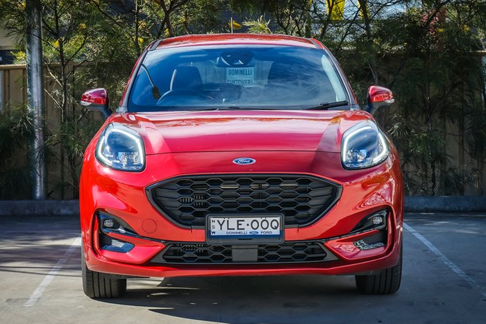 2020 Ford Puma ST-Line JK MY20.75 LUCID RED