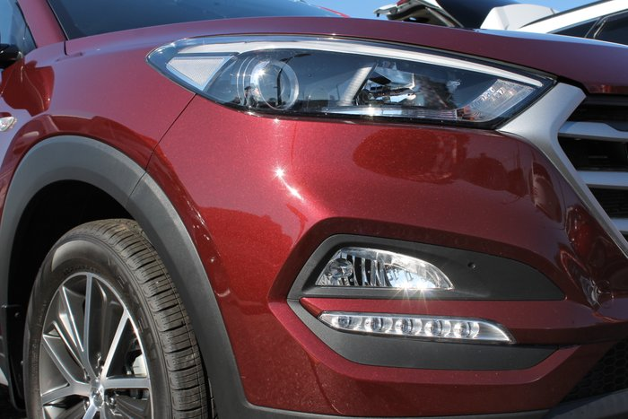 2017 Hyundai Tucson Active TLe MY17 RED