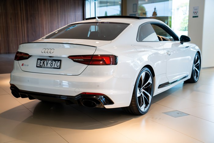 2017 Audi Rs5 F5 MY18 WHITE