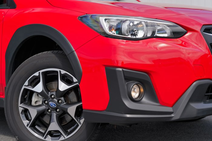 2020 Subaru XV 2.0i G5X MY20 Four Wheel Drive RED