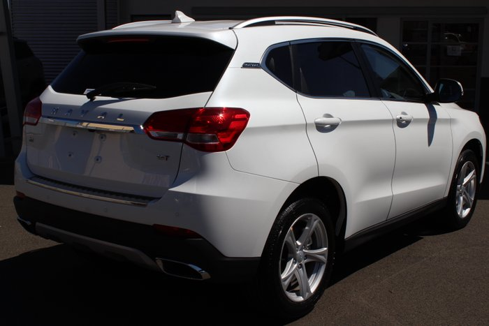 2020 Haval H2 LUX MY20 White Silk