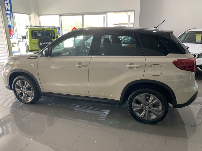 2020 Suzuki Vitara LY Series II Savanna Ivory