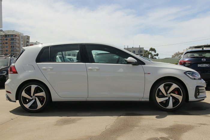 2019 Volkswagen Golf GTI GTI 2.0L T/P 7Spd DSG 5Dr Hatch MY20 Pure White
