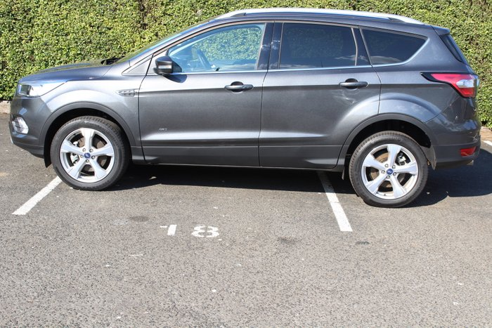2018 Ford Escape Trend ZG MY18.75 4X4 On Demand MAGNETIC