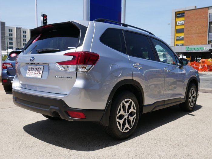 2019 Subaru Forester 2.5i-L S5 MY19 Four Wheel Drive Ice Silver Metallic