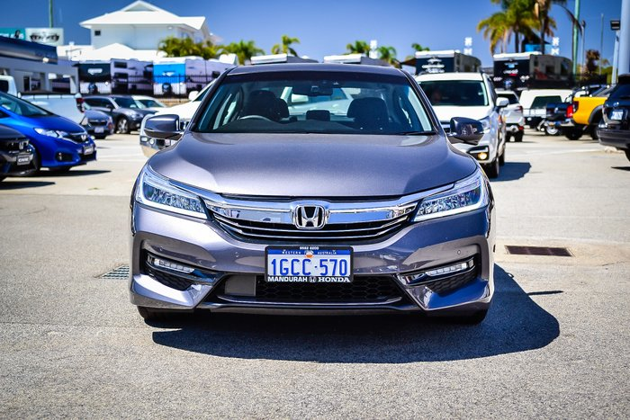 2016 Honda Accord V6L 9th Gen MY16 GREY