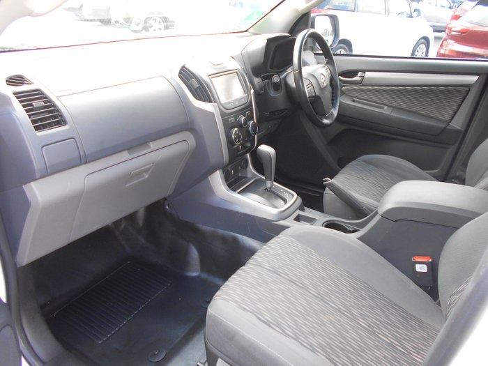 2015 Holden Colorado LS RG MY16 WHITE