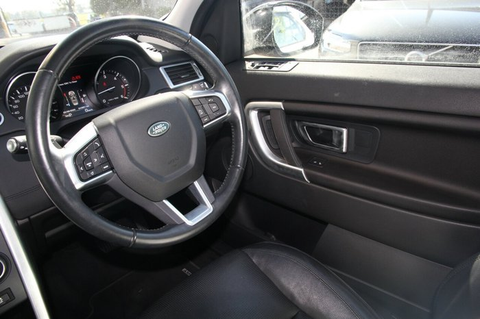 2016 Land Rover Discovery Sport TD4 150 SE L550 MY17 4X4 Constant GREY