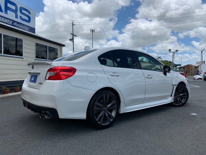 2017 Subaru WRX V1 MY18 Four Wheel Drive WHITE