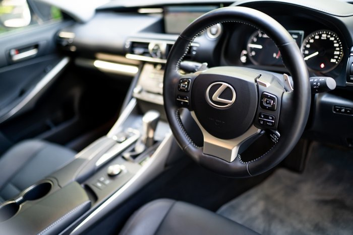 2018 Lexus IS IS300 Luxury ASE30R MERCURY GREY