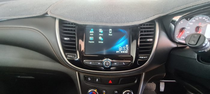 2017 Holden Trax LS TJ MY17 RED
