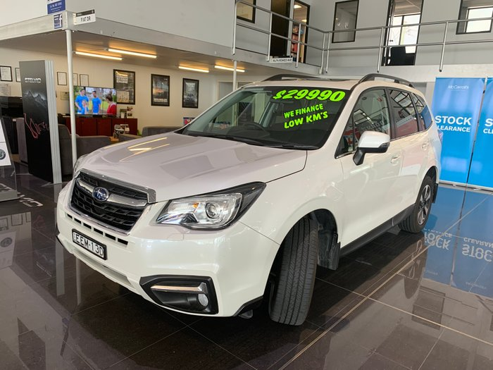 2016 Subaru Forester 2.5i-L Special Edition S4 MY16 Four Wheel Drive White