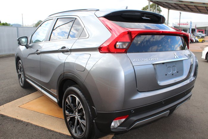 2019 Mitsubishi Eclipse Cross Exceed YA MY19 GREY