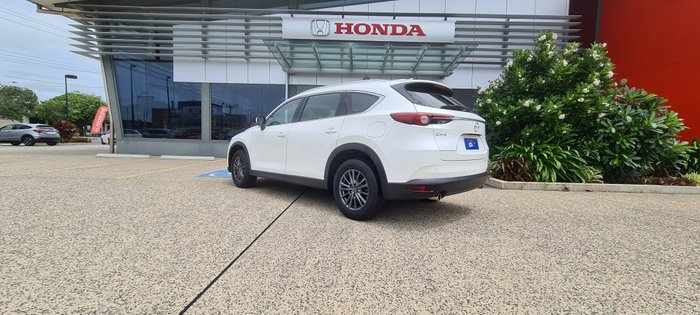 2020 Mazda CX-8 Sport KG Series WHITE