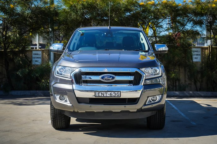 2017 Ford Ranger XLT PX MkII MY18 4X4 Dual Range MAGNETIC